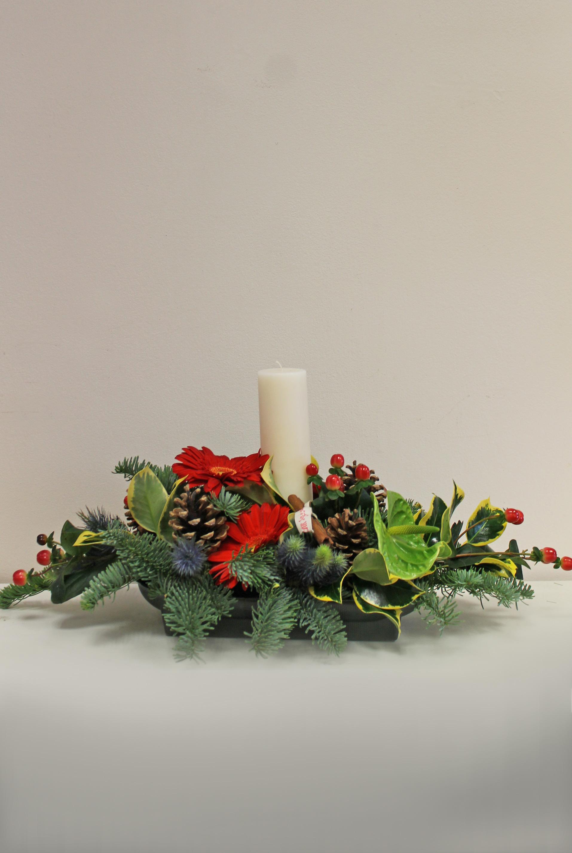 candle-arrangment