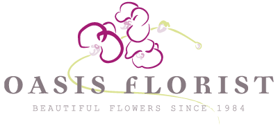 Oasis Florist in Jersey